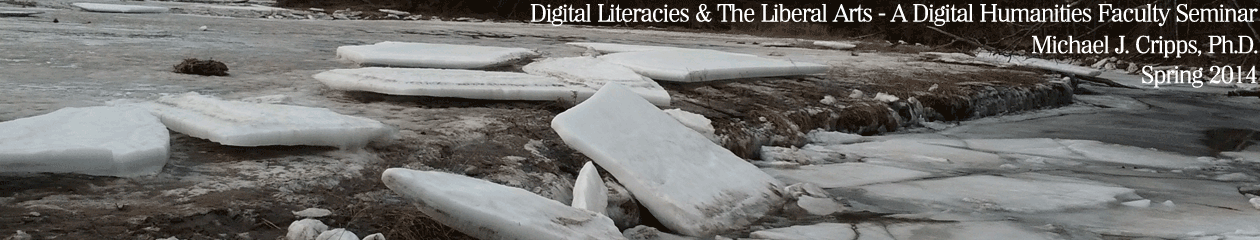 Digital Literacies and the Liberal Arts