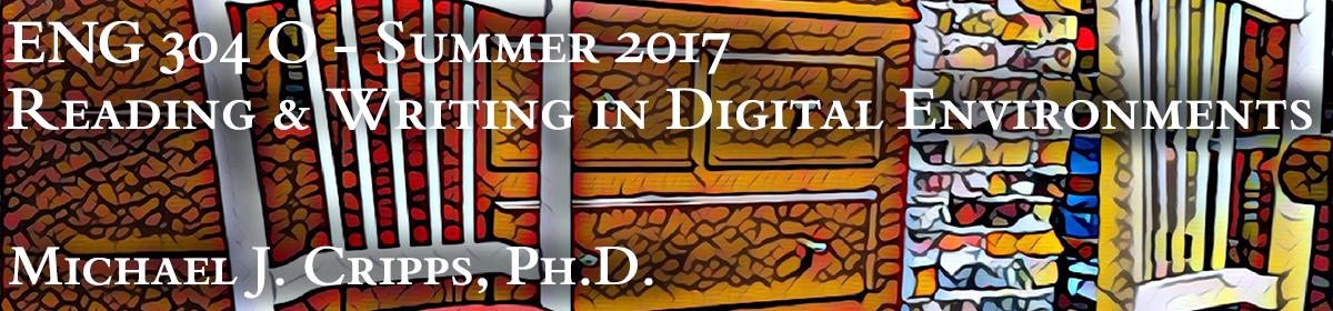 Reading & Writing in Digital Environments