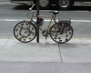 Metrocard Bicycle