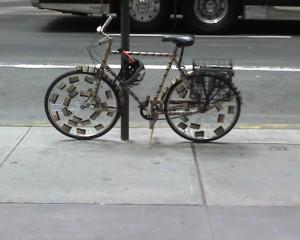 Metrocard Bicycle