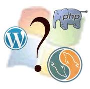 WP, Win, MySQL, PHP