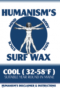 Humanism's Surf Wax image.